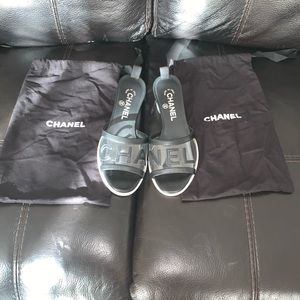 Channel sandals ** Brand New** never worn.